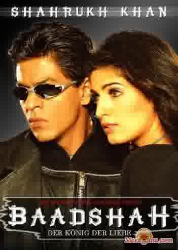 Poster of Baadshah (1999) - (Hindi Film)